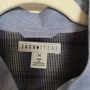 jack stone Shirts - Men's long sleeve shirt-never worn
